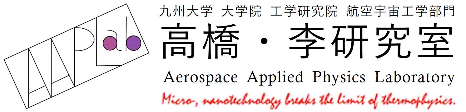 AAPL - TAKAHASHI & LI Lab.